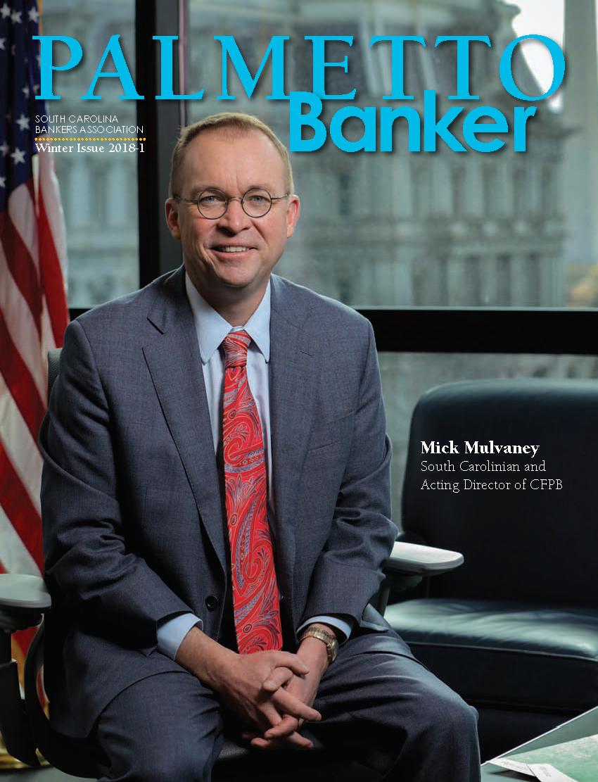 Palmetto Banker 2018 1COVER