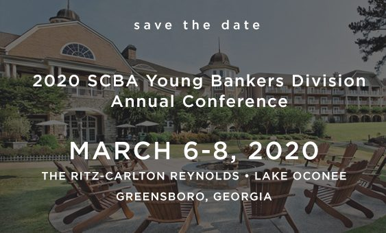 Save the Date for the 2020 Young Bankers Division Annual Conferrence