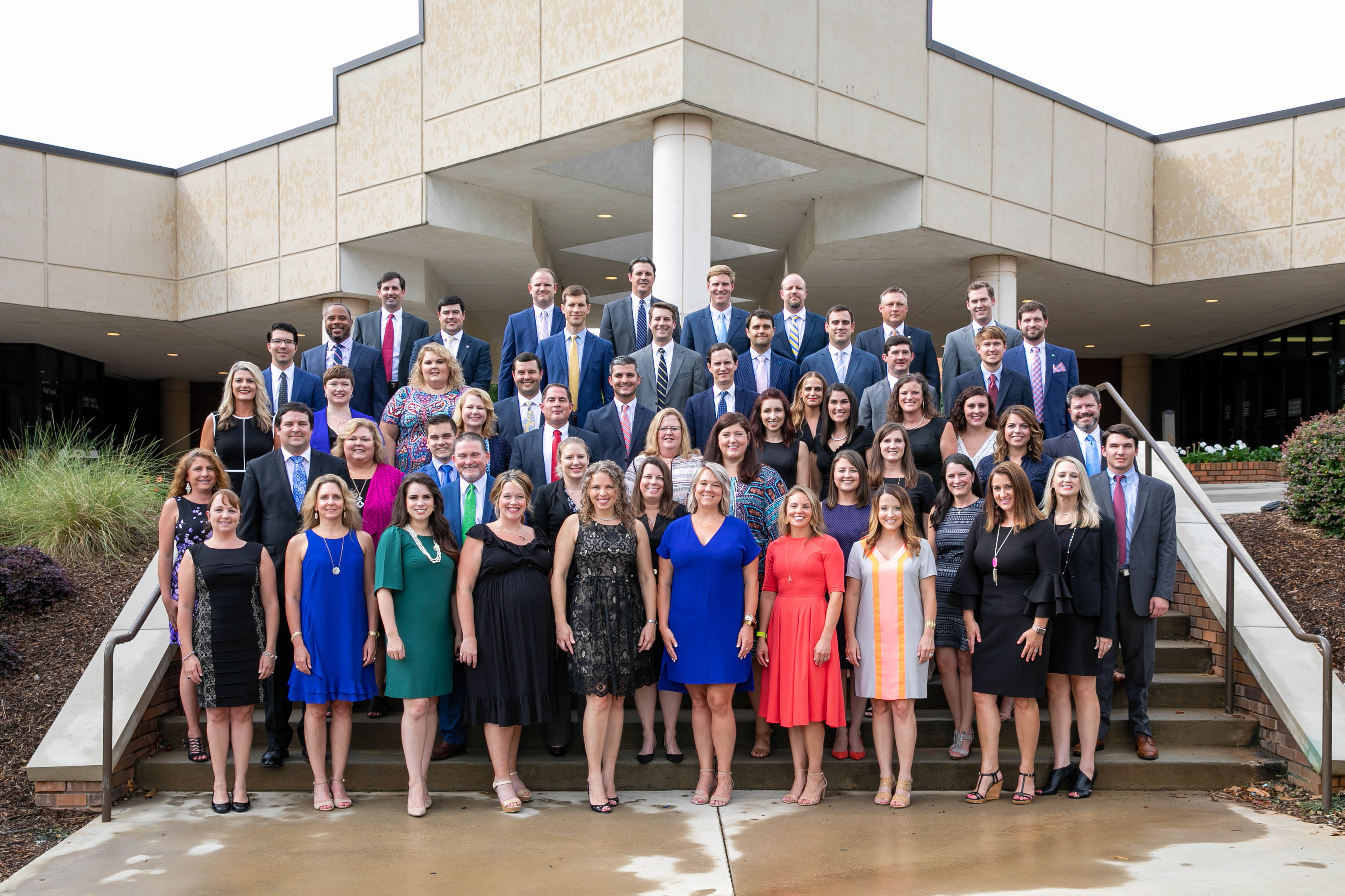 South Carolina Bankers School Graduating Class of 2019