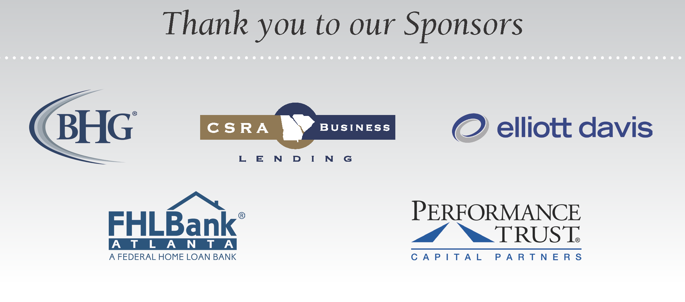 2019 Credit Conf Sponsors
