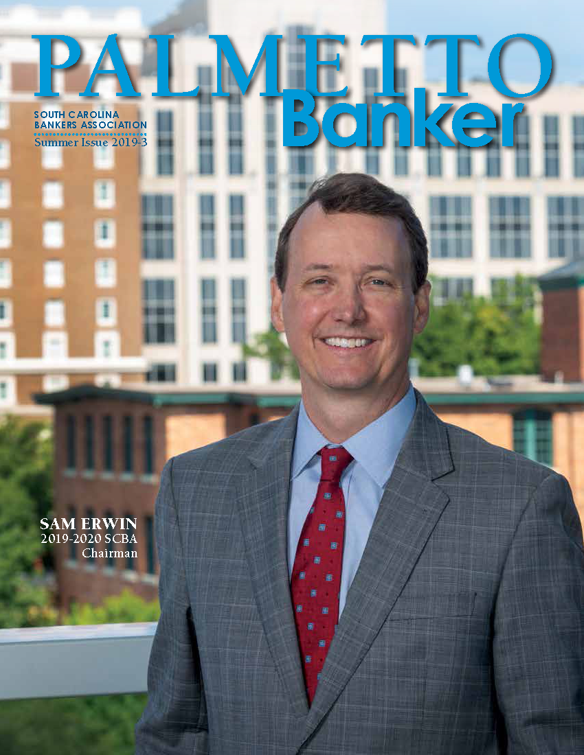 Cover of Summer 2019 Palmetto Banker