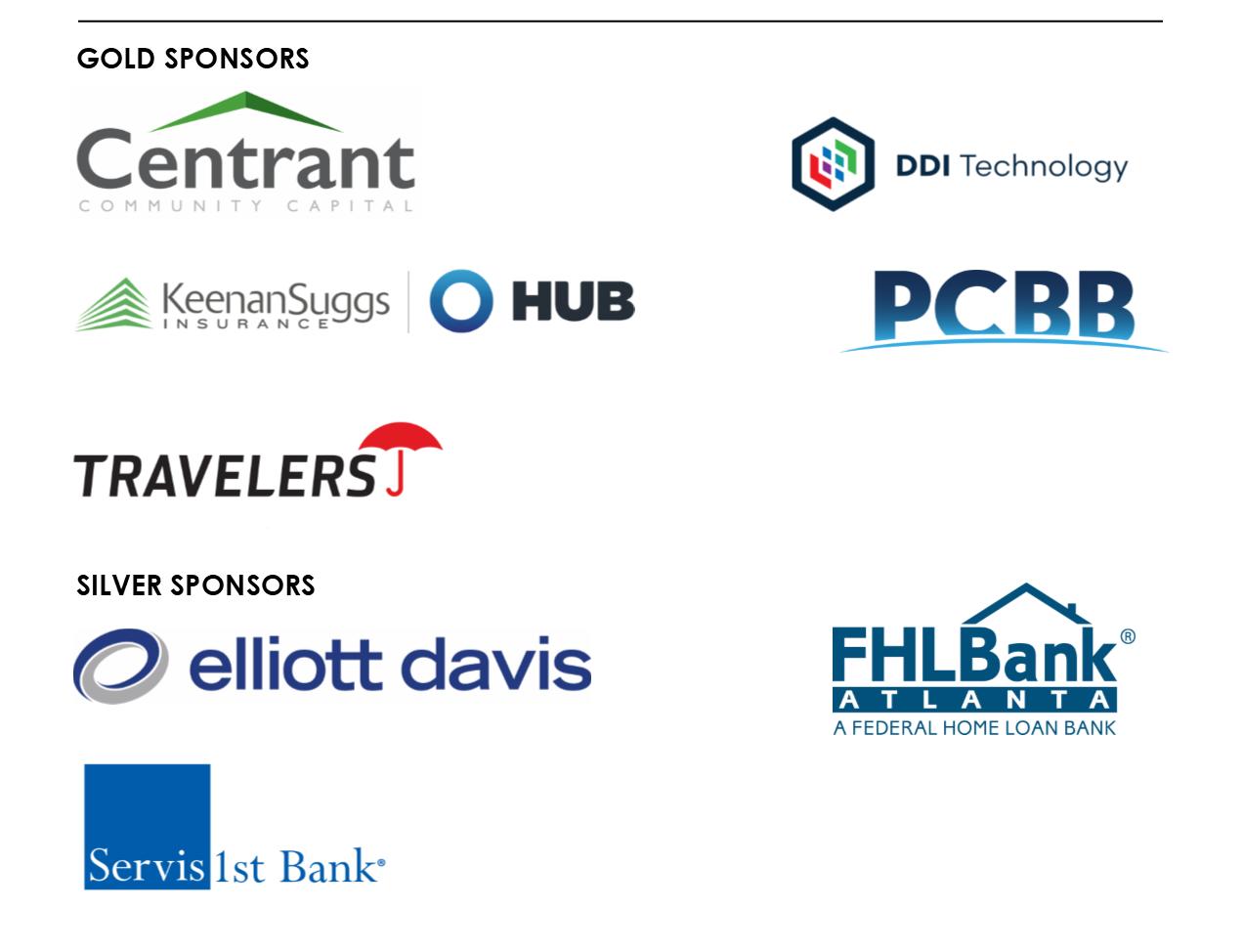 Forum Sponsors 2019