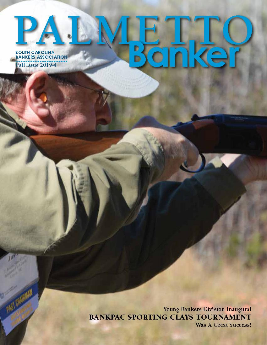 Palmetto Banker 2019-4 Cover Image