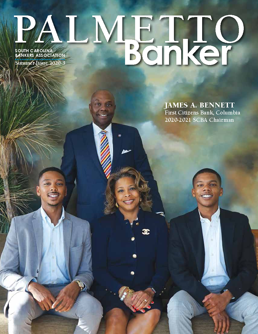 Palmetto Banker 2020 - 3 Cover
